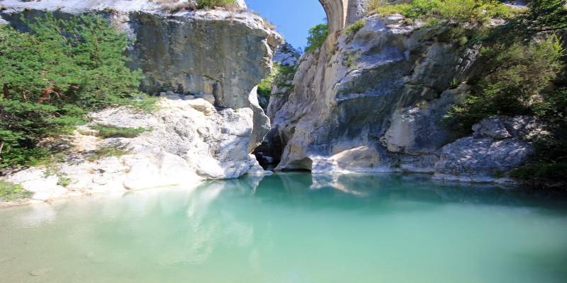 Les meilleurs endroits pour faire du canyoning